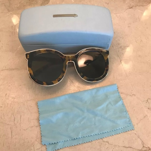 208ae89f4dfe Karen Walker Accessories - Karen Walker Super Spaceship Sunglasses